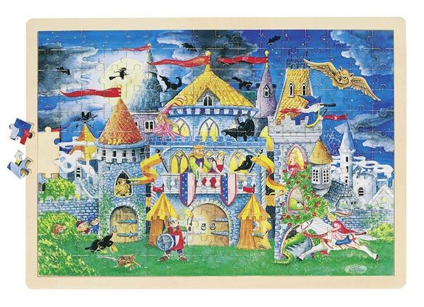 Einlegepuzzle Märchenstunde