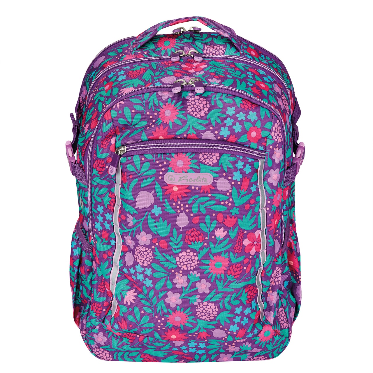 Herlitz Rucksack Ultimate Flowers