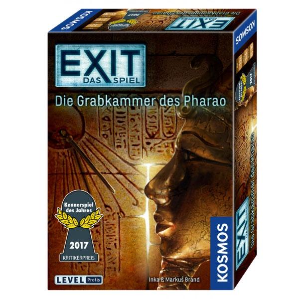 Exit Die Grabkammer des Pharao