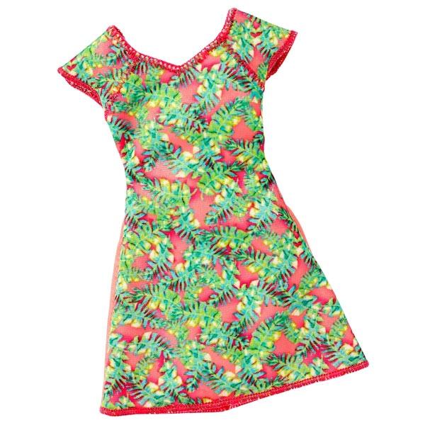 Barbie Kleid 1, grün