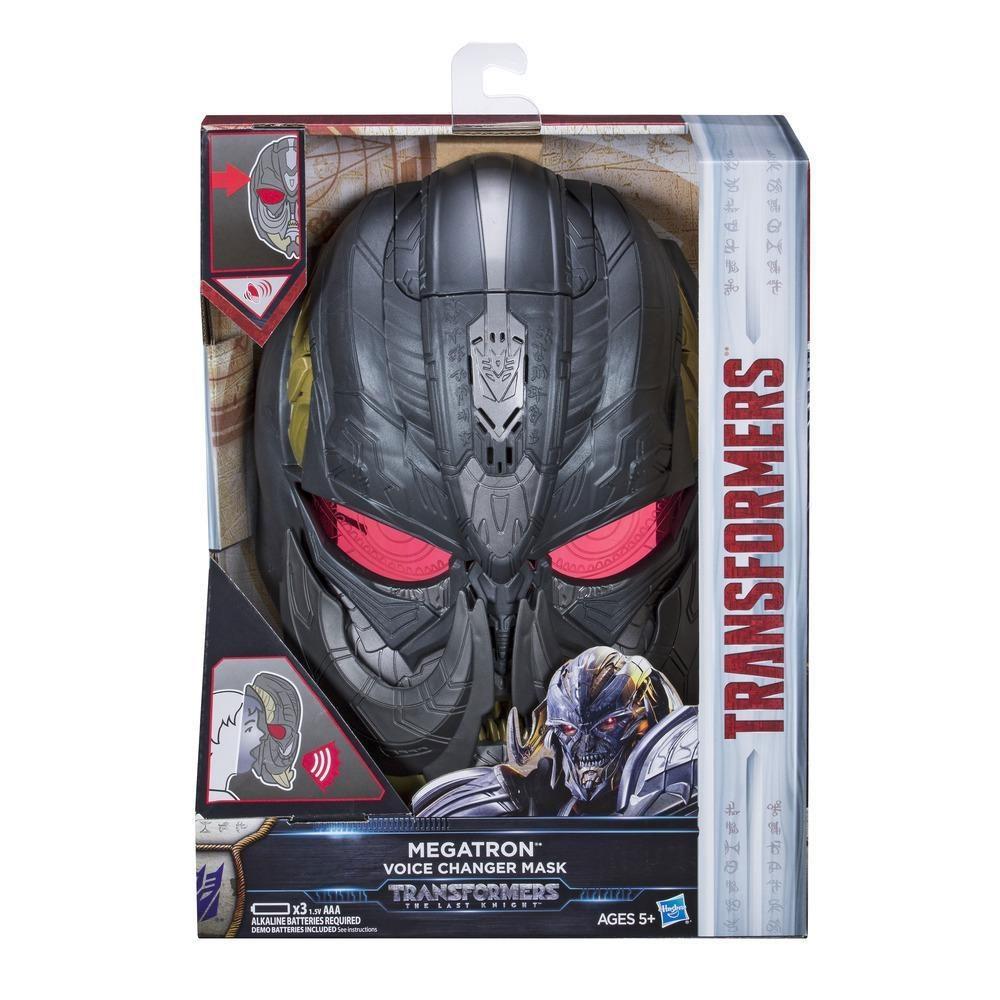 Transformers Maske mit Stimmenverzerrer Megatron