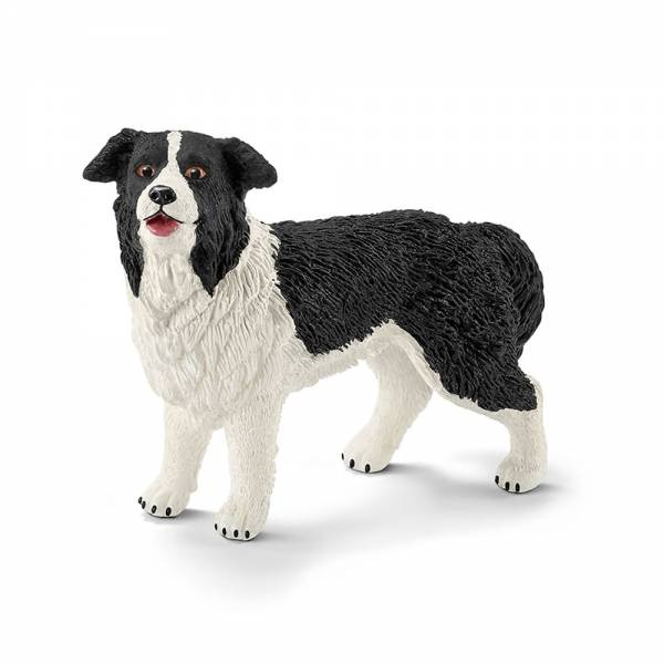 Schleich Farm World Border Collie 16840