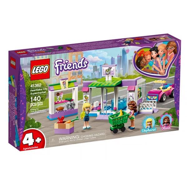 Lego Friends 41362 Supermarkt von Heartlake City