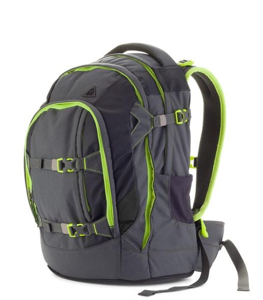 Ergobag Satch Pack Schulrucksack Phantom