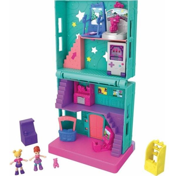 Polly Pocket Pollyville Arcade Store