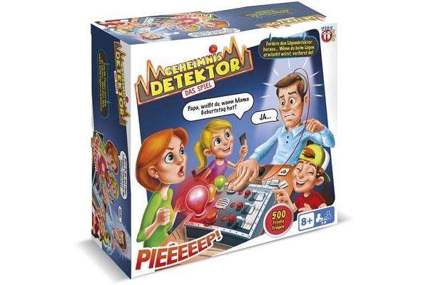 Geheimnis-Detektor Spiel von IMC