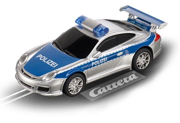 Carrera Digital 143 Porsche 997 GT3 Polizei 41372