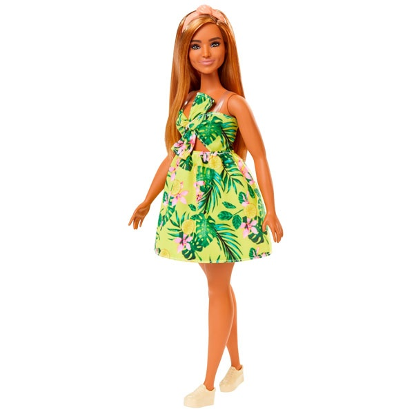Barbie Fashionistas Puppe 126