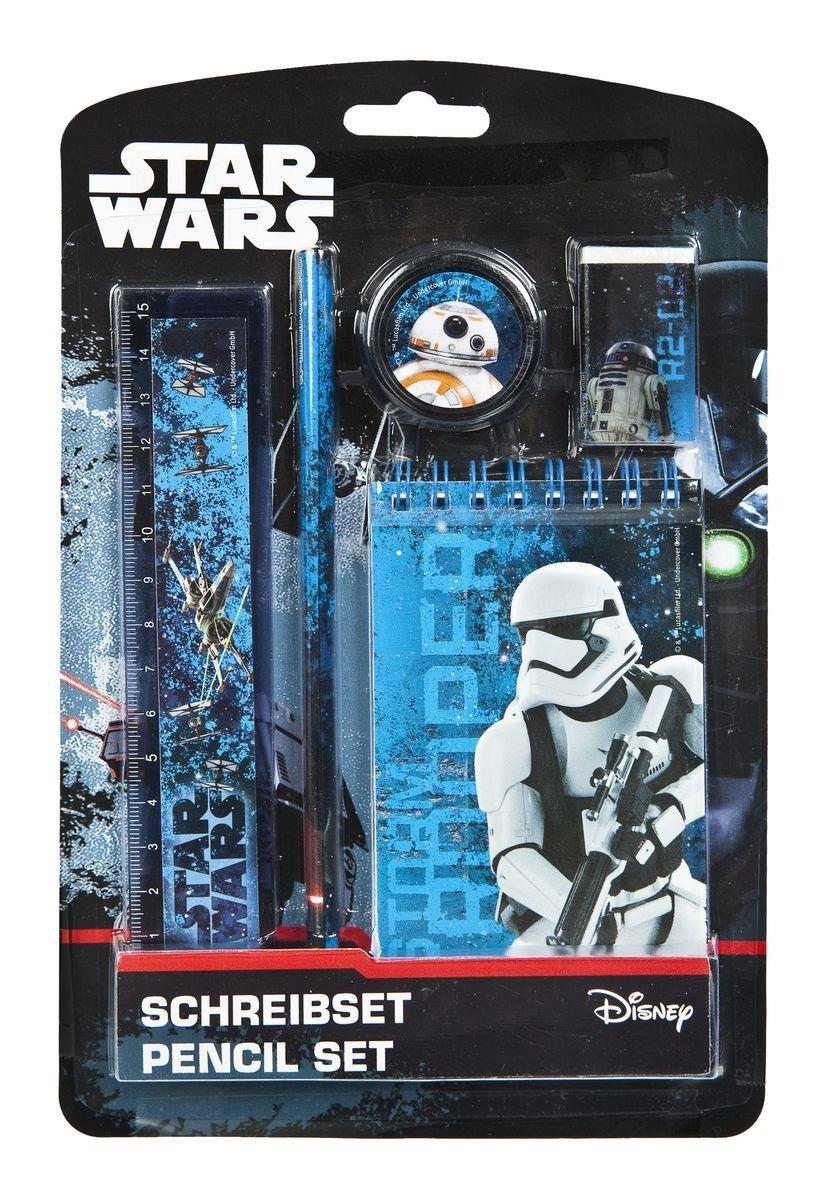 Star Wars Schreibset 5-teilig