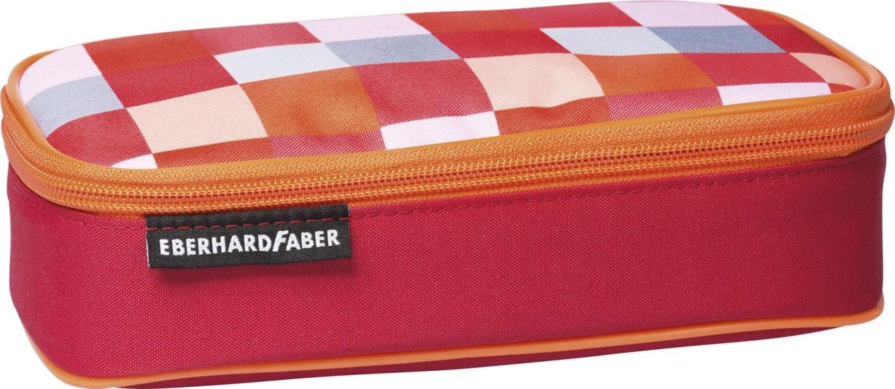 Faber Jumbo Schlamperbox rot, leer
