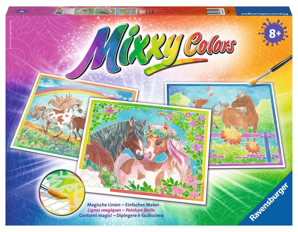 Ravensburger Mixxy Colors Märchenhafte Ponys