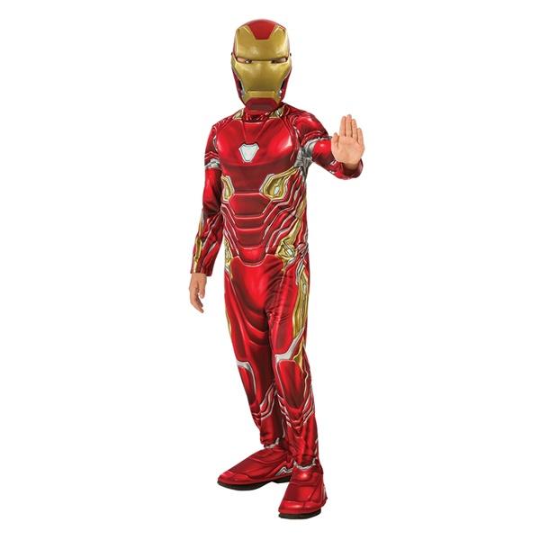 Iron Man Infitiny War Classic L