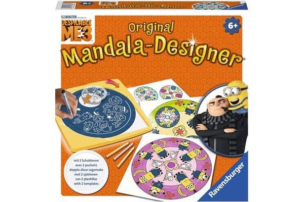 Minions Mandala-Designer