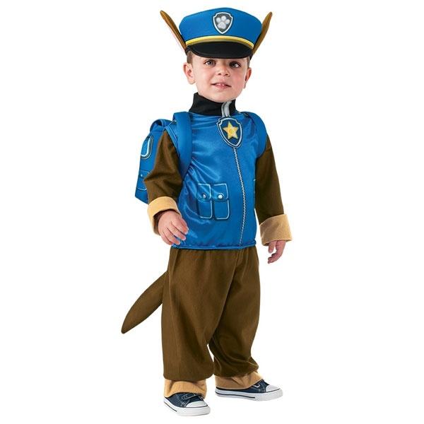 Kostüm Paw Patrol Chase T 1-2 Jahre
