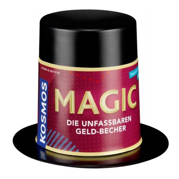 Magic Mini Zauberhut Die unfassbaren Geld-Becher