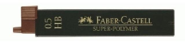 Faber Castell Feinmine Super-Polymer 0,5mm HB