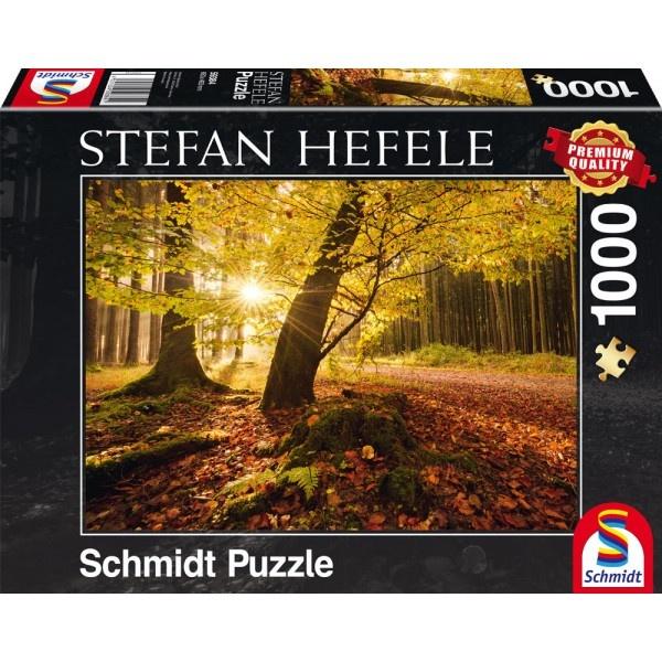 Puzzle Stefan Hefele Herbstzauber