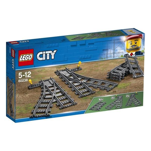 Lego City 60238 Weichen
