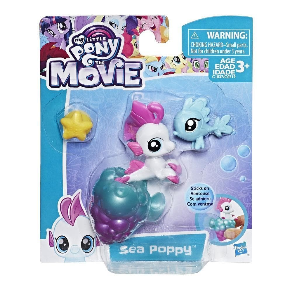 My little Pony Movie Seeponyfreunde Baby Sea Poppy