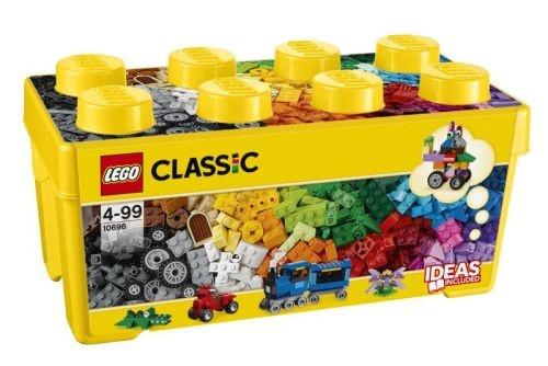 Lego Classic 10696 Mittelgroße Bausteinebox