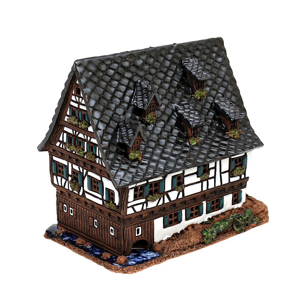 Keramik Lichthaus und Duftölhaus Schiefes Haus Ulm