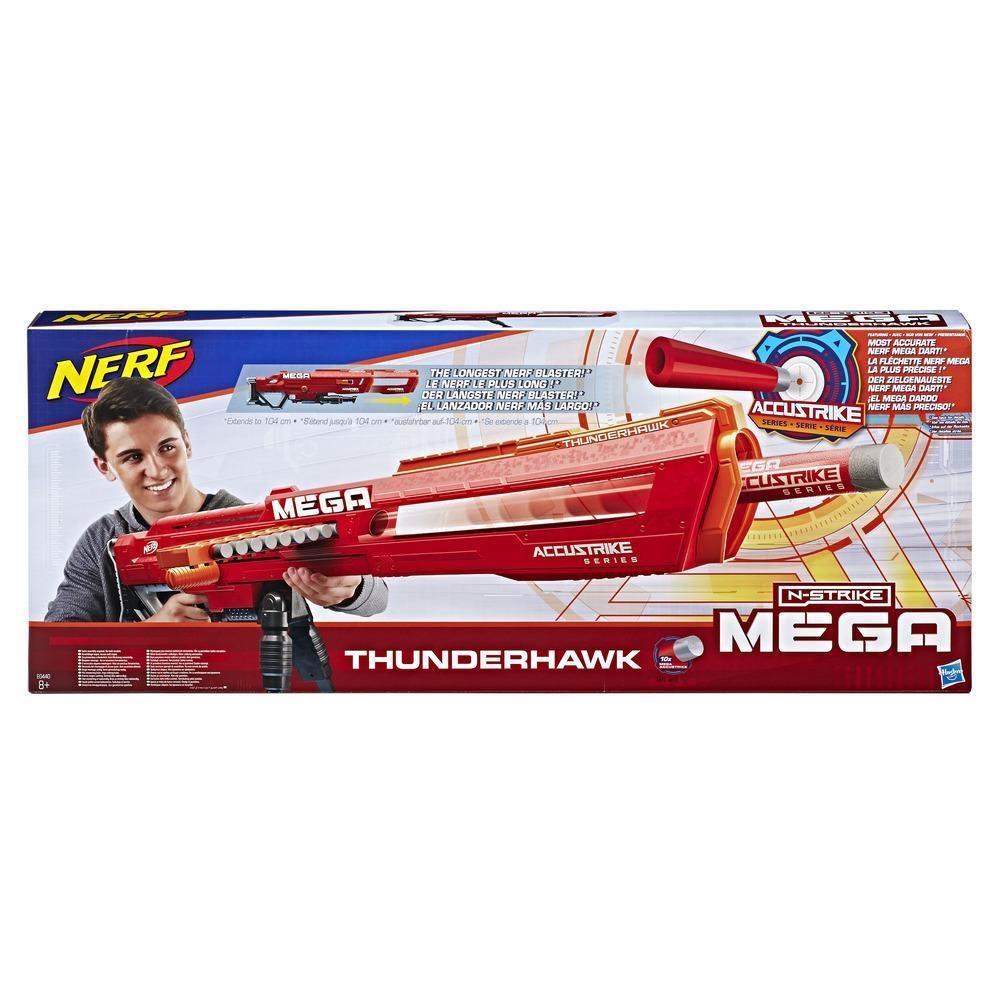 Nerf N-Strike Mega Thunderhawk E0440