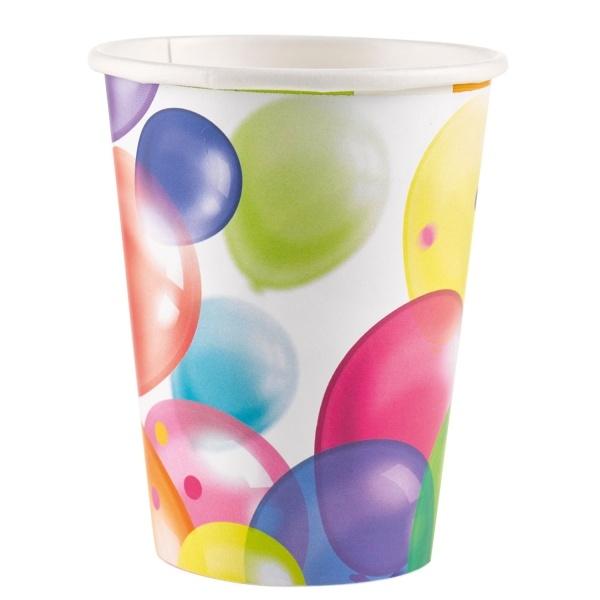 Partybecher Ballons