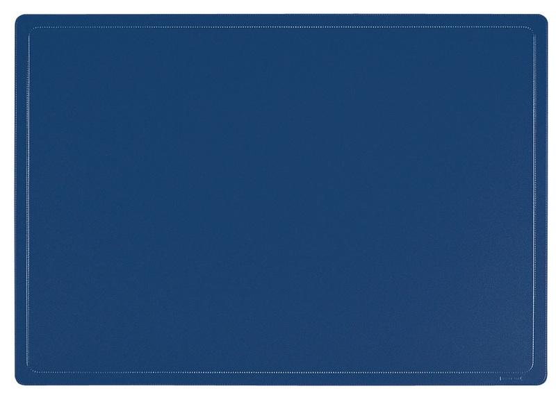Schreibunterlage 50 x 65 blau