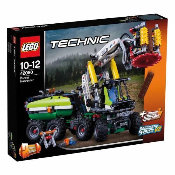 Lego Technic 42080 Harvester Forstmaschine