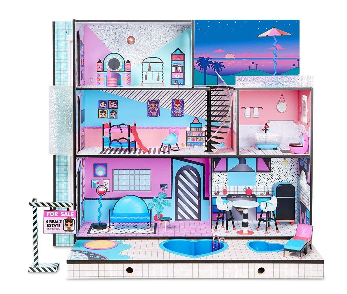 L.O.L. Surprise Haus LOL Haus