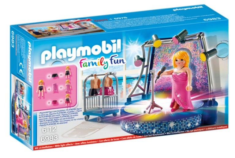 Playmobil 6983 Family Fun Disco mit Liveshow