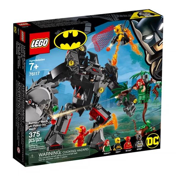 Lego Super Heroes 76117 Batman Mech vs. Poisen Ivy Mech
