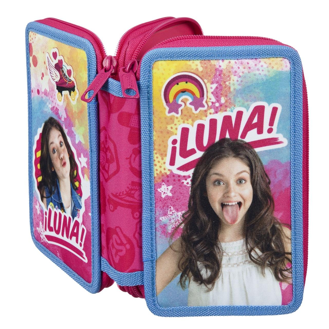 Soy Luna Doppeldecker Schüleretui