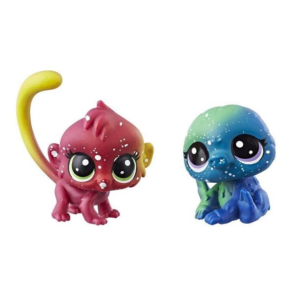 Littlest Pet Shop Kosmisches Pärchen Dschungeltiere