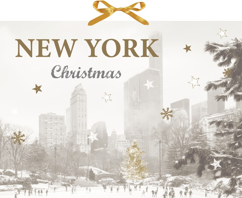 Adventskalender New York Christmas