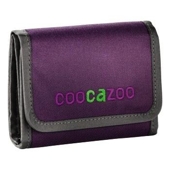 Coocazoo Purple Magentic CashDash Geldbeutel