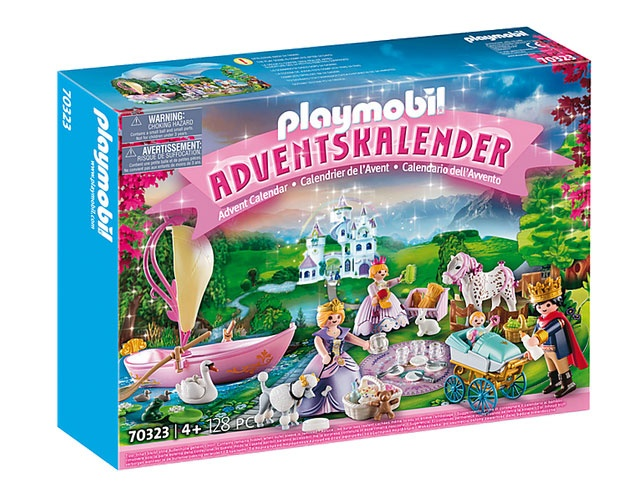 Playmobil 70323 Adventskalender 2020 Königliches Picknick