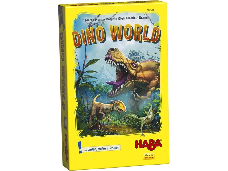 Haba Kinderspiel Dino World
