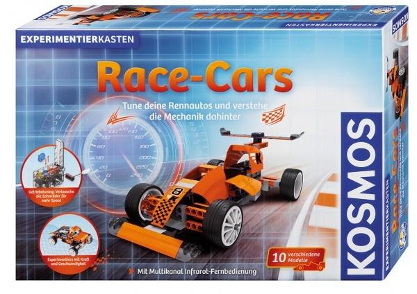 Race-Cars Tune deine Rennautos und verstehe die Mechanik