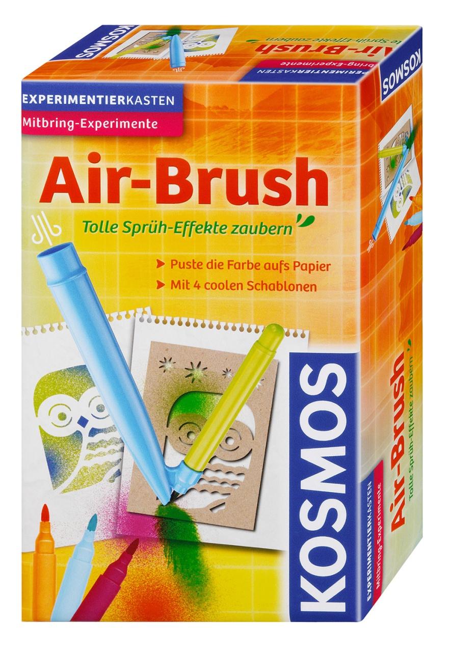 Mitbringexperimente Airbrush von Kosmos