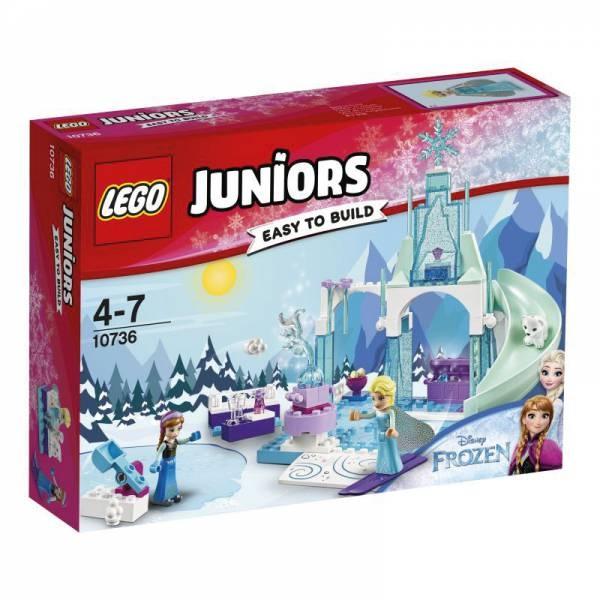Lego Juniors 10736 Disney FROZEN Die Eiskönigen Eisspielplat