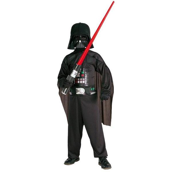 Kostüm Star Wars Darth Vader L 8-10 Jahre