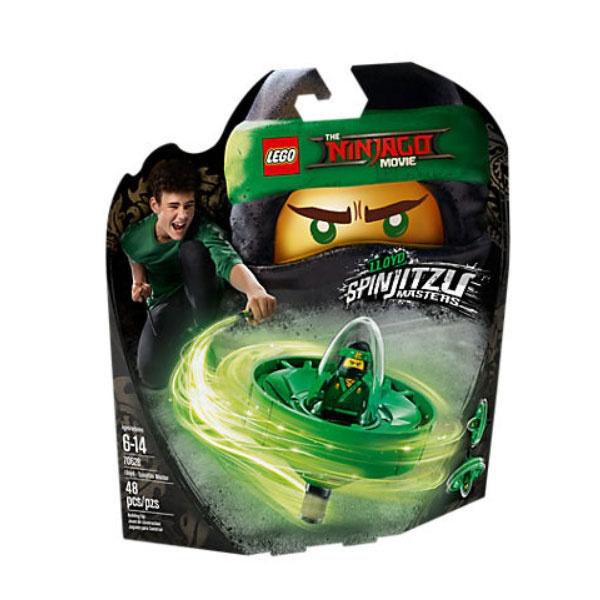 Lego Ninjago 70628 Spinjitzu-Meister Lloyd