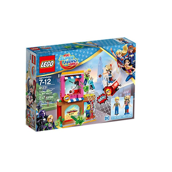 Lego 41231 Confidential Girls IP Place 1