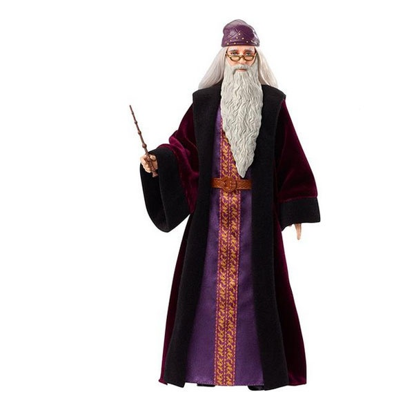 Harry Potter Dumbledore Puppe