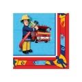 Feuerwehrmann Sam Servietten