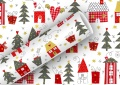 Geschenkpapier Weihnachten  Bullerbü