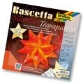 Folia Bastelset Bascettastern orange 20 x 20