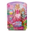 Barbie Dreamtopia Bonbon Prinzessin und Chelsea Teezeit