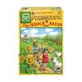 Carcassonne Über Stock und Stein von Schmidt Spiele